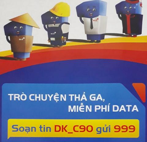 Đăng ký gói cước C90 của Mobifone nhận ngay 60GB tốc độ cao
