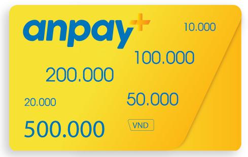 Thông tin chi tiết về thẻ thanh toán đa dịch vụ Anpay
