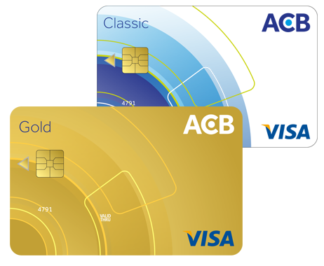 Hướng dẫn mở thẻ visa thanh toán quốc tế tại ACB