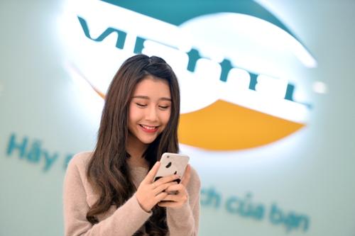 Viettel khuyến mãi 50% từ ngày 31/7/2017 đến ngày 1/8/2017 cho toàn bộ các thuê bao di động trả trước