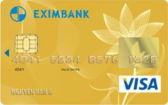 Hướng dẫn mở thẻ visa thanh toán quốc tế tại Eximbank