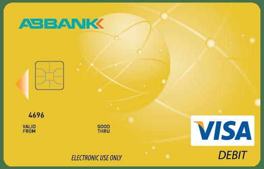 Hướng dẫn mở thẻ visa thanh toán quốc tế tại ABBank