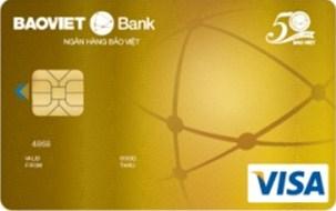Hướng dẫn mở thẻ visa thanh toán quốc tế tại BAOVIET Bank