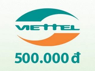 Cách mua thẻ cào điện thoại Viettel
